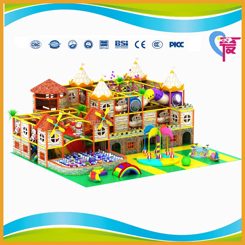 A-15269 colorful candy theme playground equipment indoor amusement park