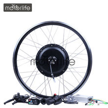 MOTORLIFE HOT SALE Direct factory supply CE pass electric bike motor kits