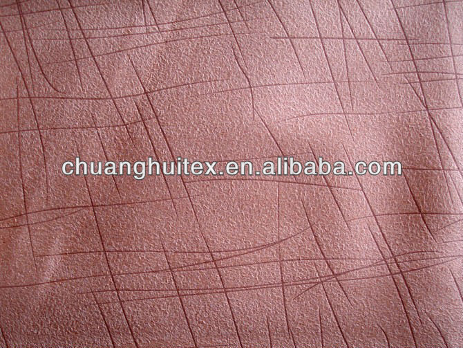 microfiber suede fabric pressed film for sofa and cushion