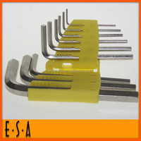 Stock!!!! Extra Long Hex Key set/hex key wrench/hex key set,regal tools,steel Hex Key,measuring tool hand tool HKS0001-H