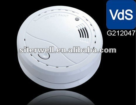 vds optical standalone fire alarm smoke detector