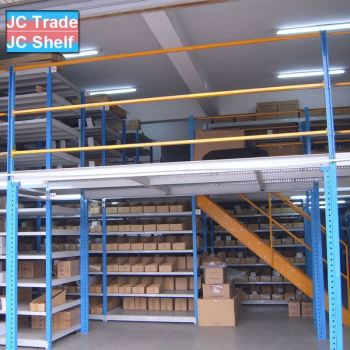 Heavy Duty Warehouse Or Entrepot Steel Storage Pallet Rack