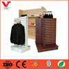 Mutil-functional slatwall display gondola / store fixtures for garment