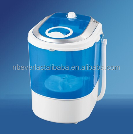 Baby clothes single tub mini washing machine