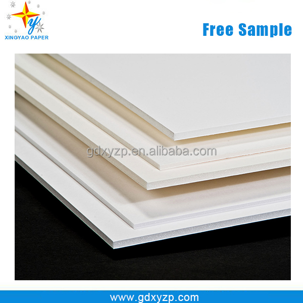 China Paper Mill High Quality Ningbo Fold Ivory Paper Board