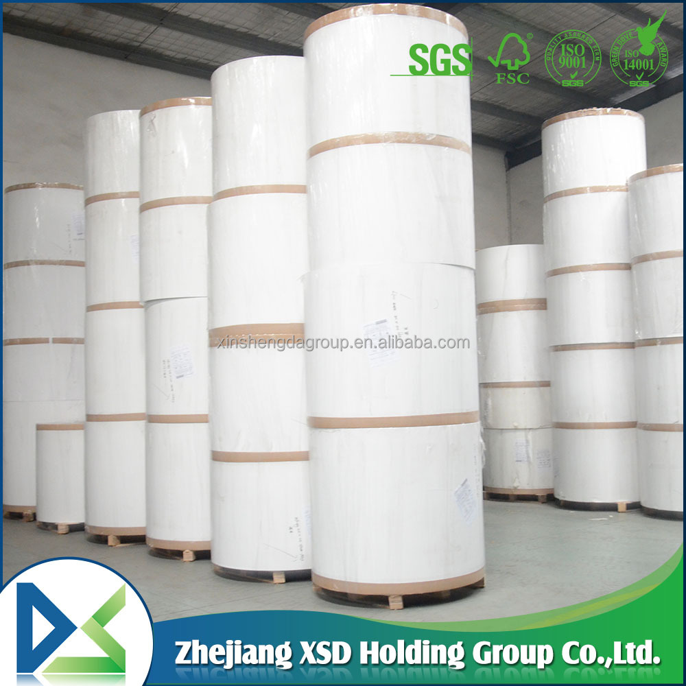 coated duplex paper board grey back paper making machine