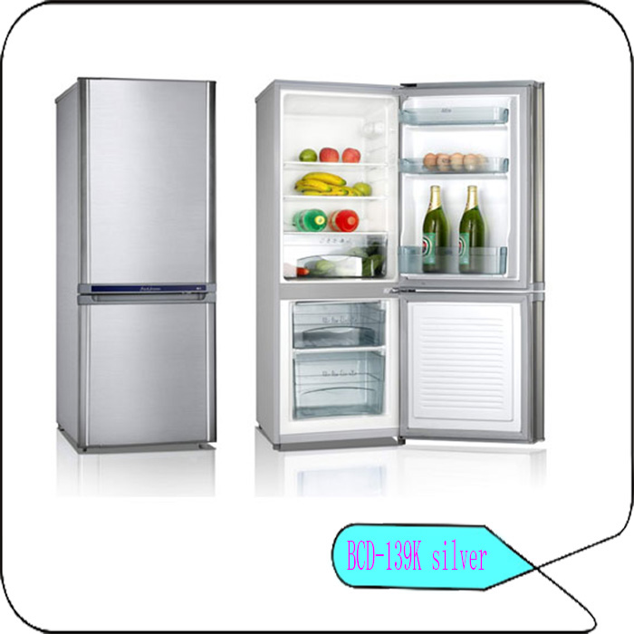 NEW design 139L big capacity battery operated refrigerator