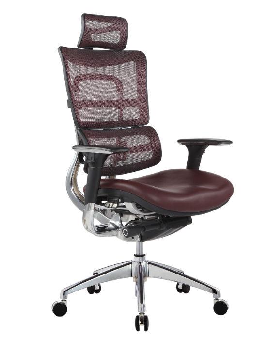 Silla de oficina jefe resto silla giratoria de oficina for Asientos para oficina