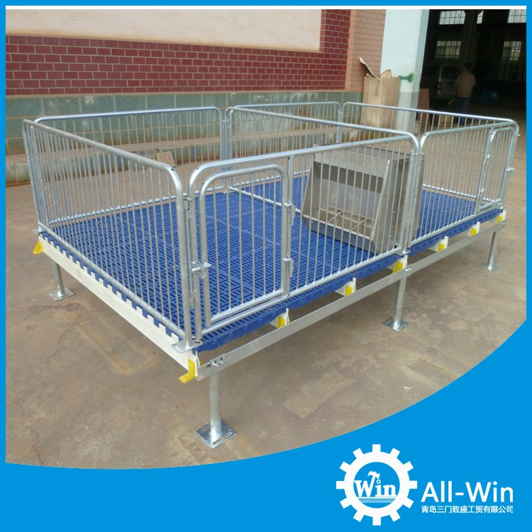 good quality pig nursery cages for livestock