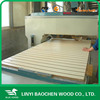 lowest price Wood Used Slotted Panels/ Slotted Board/ Slotted Wall