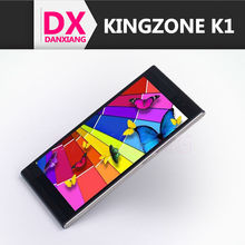 Kingzone K1 Cell phone 5.5'' 1920*1080 NFC OTG Wifi display WCDMA Android 4.3 MTK6592 Octa Core Cell Phones 1GB/2GB RAM 16GB ROM