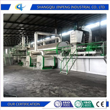 Tire Recycling Machine Rubber Pyrolysis Plant Residue Fuel Oil