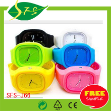 kids ICE Quartz silicone rubber wristband watch