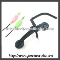 Headset for Skype, MSN, QQ