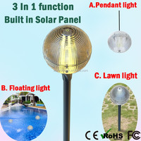 Hot 12V Super Bright Cheap Price Outdoor Solar Led Light Solar Panel