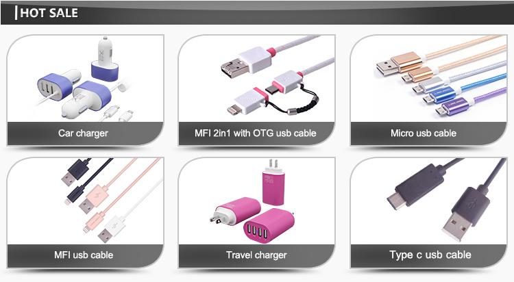 Цинковый Сплав Дизайн Премиум 3ft Micro USB Кабель High Speed USB 2.0 Мужчина к Micro B Синхронизации и Зарядки Кабели для Android, Samsung