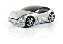 Hot sale!2.4G mini car shape wireless optical mouse