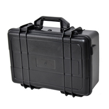 Shenzhen Wholesale Waterproof Big Space Handle Hard Plastic Military Tool Box
