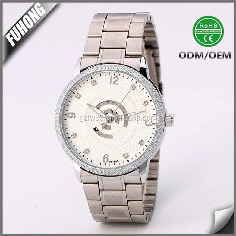 Print your logo 316L stainless steel case OEM/ODM Factoty price unisex watch