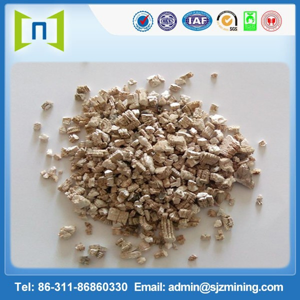 China exfoliated vermiculite /expanded vermiculite/vermiculite prices
