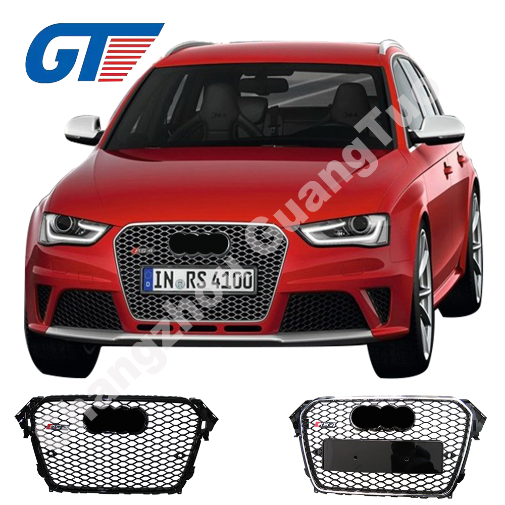 New products auto parts B8 RS4 grille