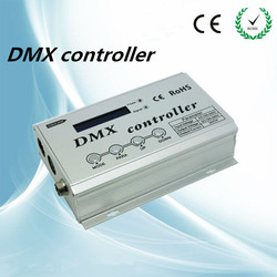 led 220V High-voltage DMX 300 controller with LCD display for led strip