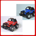 Friction SUV toy car 2014 new cross country vehicle toy