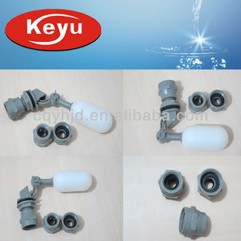 "Aquarium Float Valve Kit With 3/4"" Adapter Fitting"