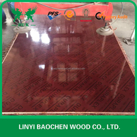 Bamboo Film Faced Plywood Concrete Shuttering Board