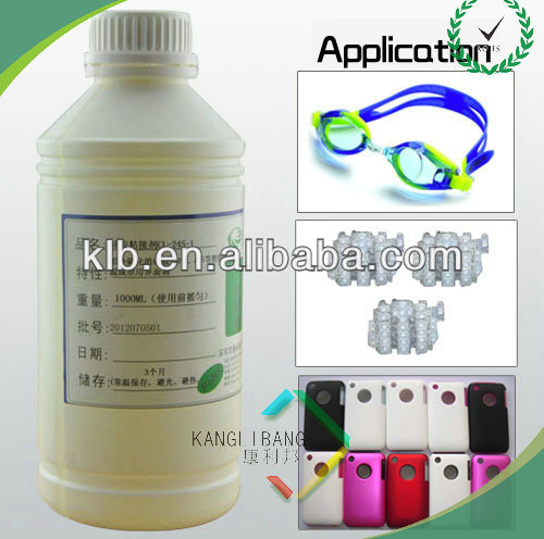 silicon electronic parts adhesive silicone sealant