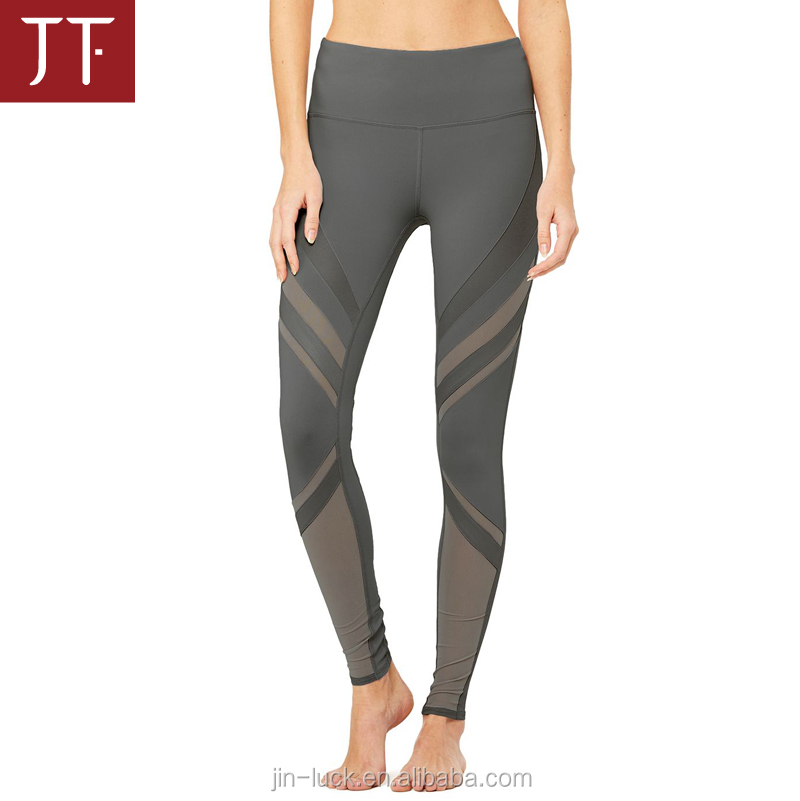 High Waist Compression Tights Yoga Leggings Workout Fitness Custom Women Yoga Pants