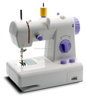 Top quality home use sewing machine spare parts FHSM-208 with drawer