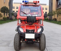 High Quality All Terrain Fire Fighting Vehicle Fire Engine Fire Motor Truck