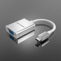 Vnetion USB 3.1 Type C To VGA Adapter Cable