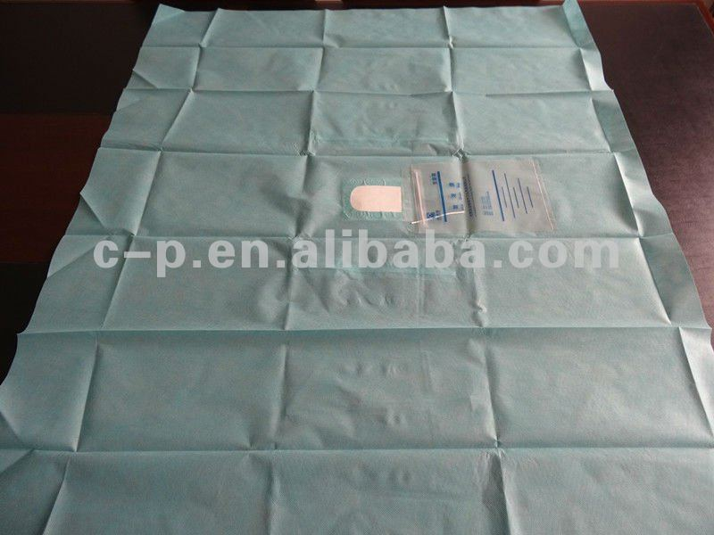 Sterile Surgical drape can avoid cross infection during the operation