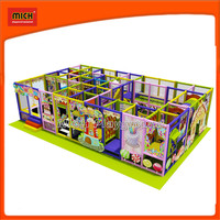 2015 New Commercial Amusement Park Indoor Children Playground CANDY HOUSE 5627B