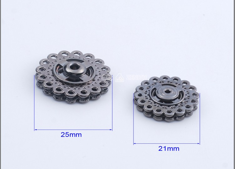 New design High Quality Metal Press Button/Snap Button/Push BM10823