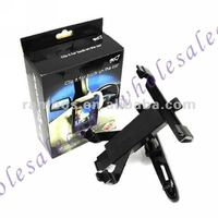 Black Car Holder Stand tablet computer Cradle Mount for ipad