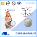 HNB factory supply Sweetener L Arabinose with best price/CAS:87-72-9