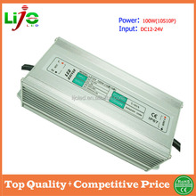 free sample worldwide high quality 3000ma constant current waterproof ip67 100w led driver for solar light power supply