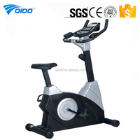 Body Fit Upright Bike Commercial gym fitness equipment indoor cardio running machine Magnetic Upright exercise bike
