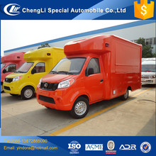 Cheap price mini mobile store truck to sell food