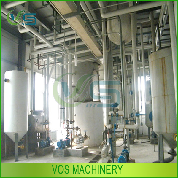 low price and high quality vegetable oil refining production line/edible oil refining machinery for sale