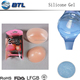 Silicone Rubber Skin Liquid For Silicone Fake Breasts For Man