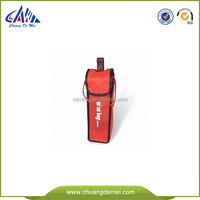 Single Bottle PP Non Woven Wine Bag