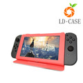 Hot sale flip easy taken game player leather case for nintendo switch