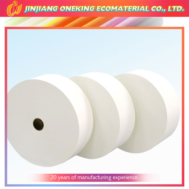 diapers raw materials elastic cotton pp spunbonded nonwoven fabric
