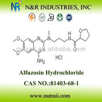Pharmaceutical Intermediates 81403-68-1 Alfuzosin Hydrochloride