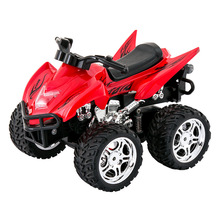 Funny 4D RC Moto Game 2.4 G remote control operation Motorcycle toys for kids