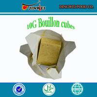 2016 hot selling beef flavor bouillon cube